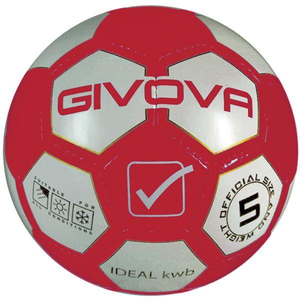 Givova Fodbold IDEAL KWB - Rød