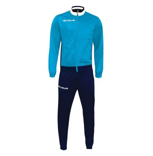 Træningsdragt - Militare - lyseblå/blå