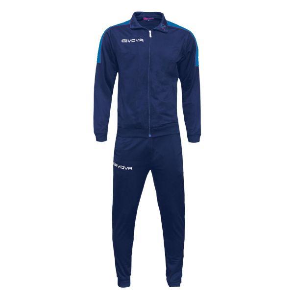 Træningsdragt - Revolution - blå/blå